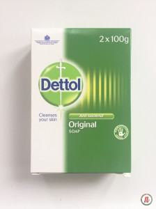 dettol anti bacterial original soap- newlune