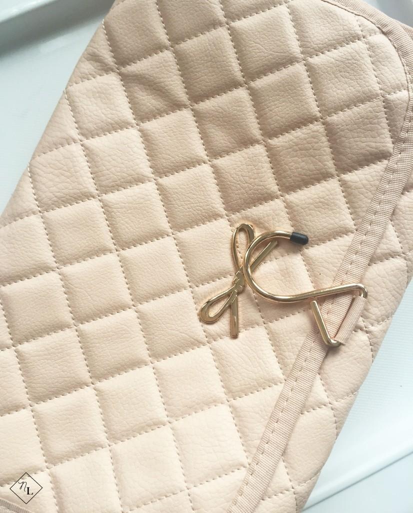 primark bag-what's in my travel makeup bag-newlune