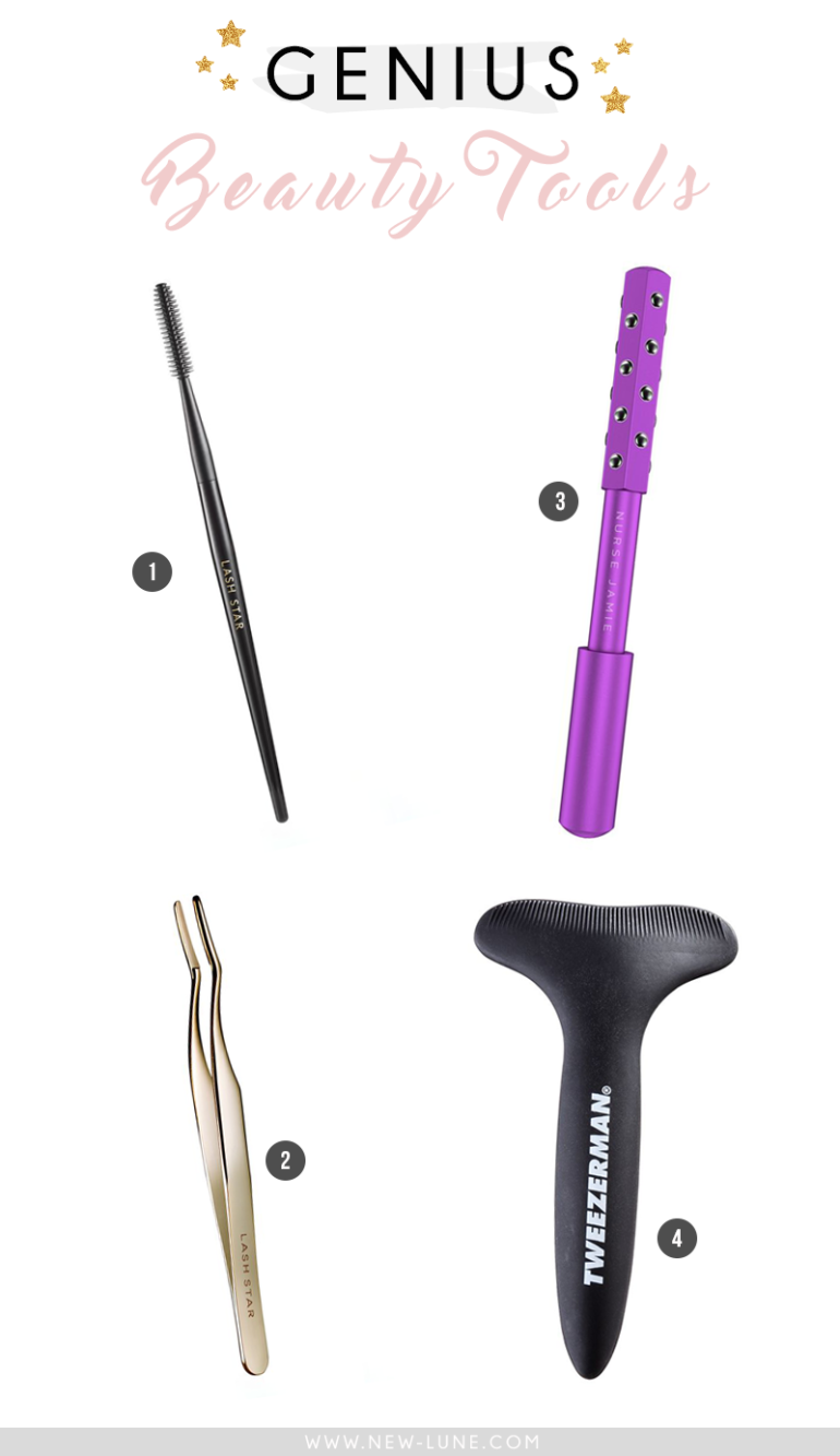 genius beauty tools - new lune