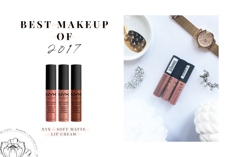best of 2017 - makeup - nyx soft matte lip cream - cannes - abu dhabi - london - new lune