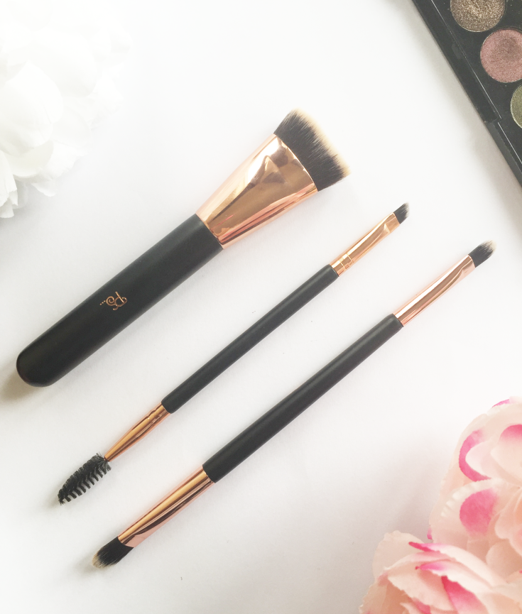 testing primark brushes - new lune