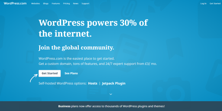 how to create a blog - 101 guide - wordpress com - new lune