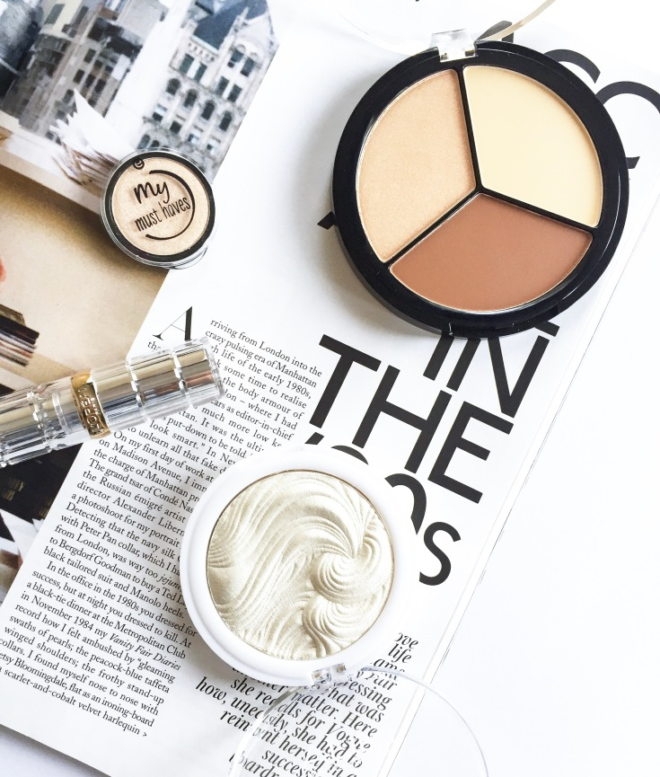 best highlighters for dewy skin - new lune