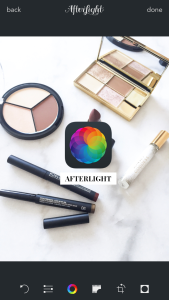 7 photo editing apps to up your instagram feed - afterlight - new lune