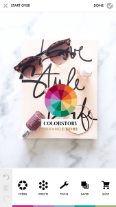 7 photo editing apps to up your instagram feed - colorstory - new lune