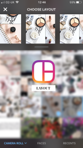 7 photo editing apps to up your instagram feed - layout - new lune