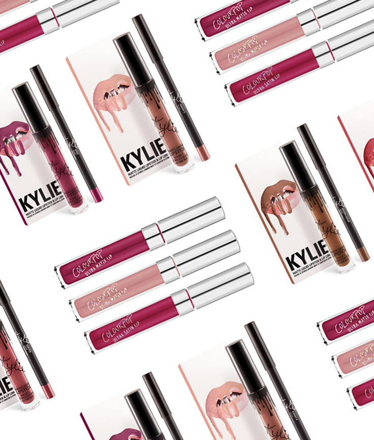 the ultimate kylie cosmetics dupes - matte lip kits - drugstore dupes - new lune