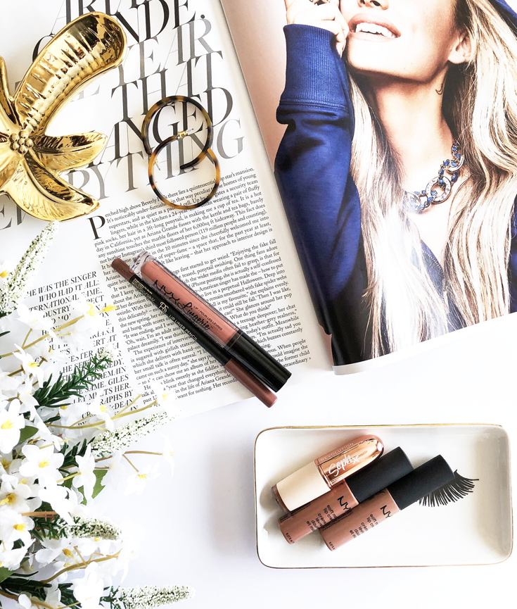 my favourite brown nude lipsticks - new lune