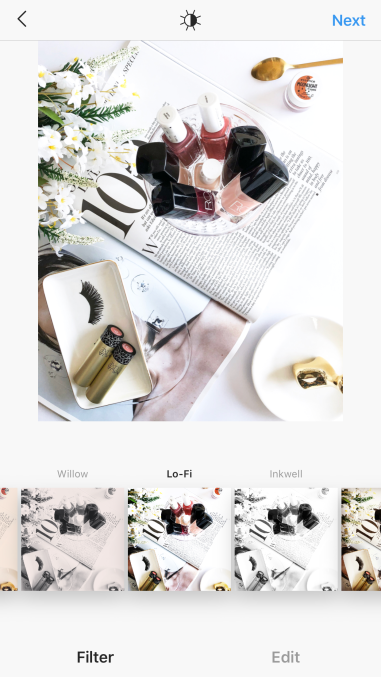 10 beautiful filters for your instagram feed - instagram - lo-fi