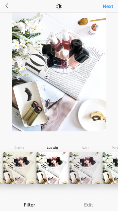 10 beautiful filters for your instagram feed - instagram - ludwig