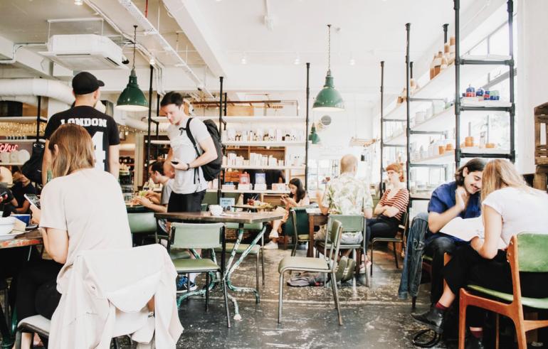 london instagram hotspot guide - restaurant - covent garden - square meal - new lune