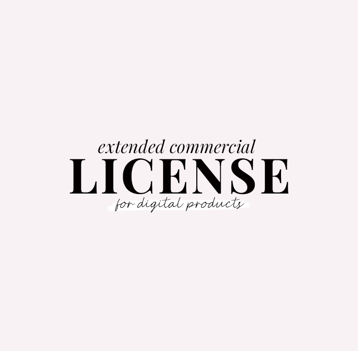 extended commercial license - new lune - studio