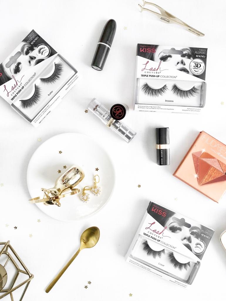kiss lashes - gift guide beauty - falseeyelashes - new lune