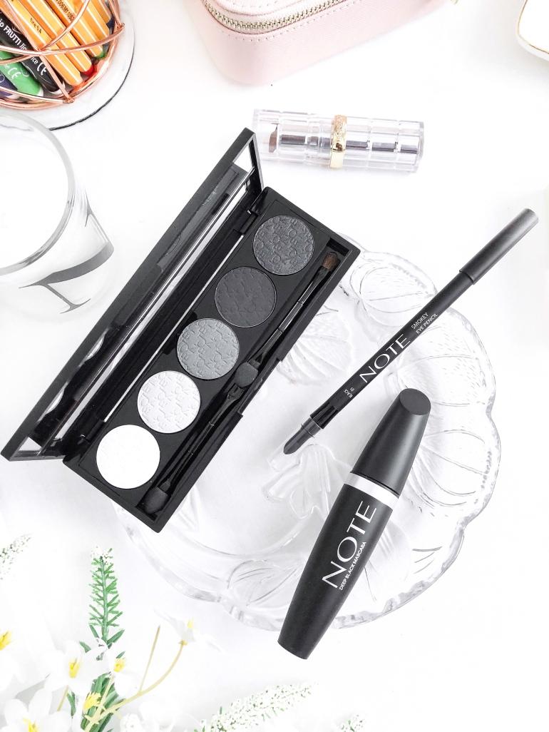 a valentine's day gift guide - note cosmetics - smokey eye gift kit - new lune - eyeshadow palette