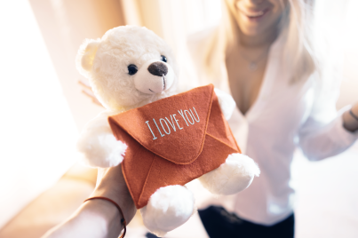 5 productive things you can do right now - teddy bear - new lune