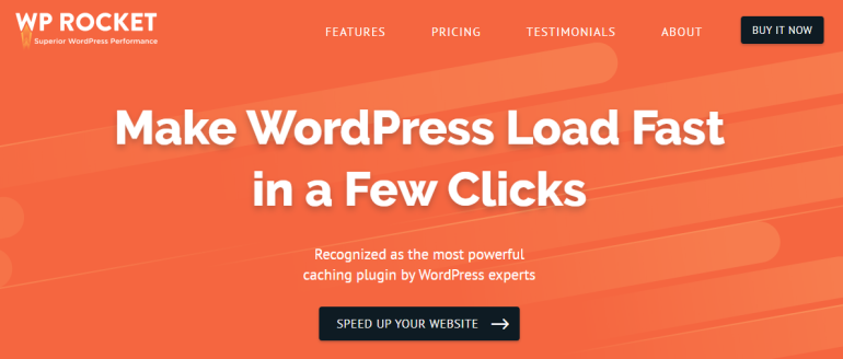 wp rocket - new lune - the ultimate guide to wordpress plugins