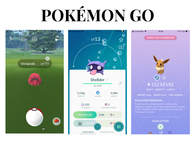 10 games you have to download on your phone - new lune - pokemon go