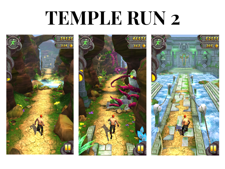 10 games you have to download on your phone - new lune - temple run 2