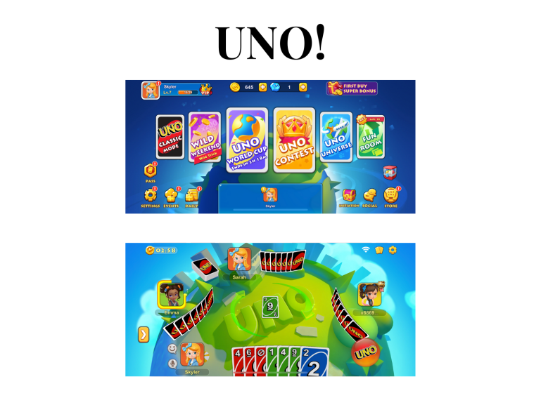 10 games you have to download on your phone - new lune - uno