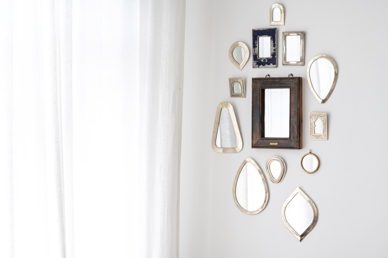 7 ways to renovate your den - new lune - mirrors