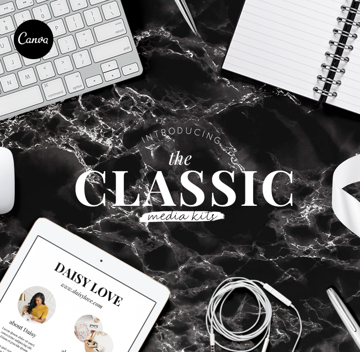 the classic media kits - new lune studio