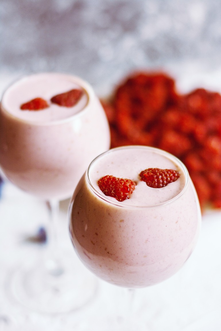 3 easy and delicious breakfast ideas - smoothie - new lune