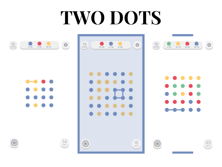 5 games you absolutely need to try - new lune - two dots