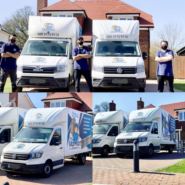 4 tips for a stress free move - the man van london - new lune
