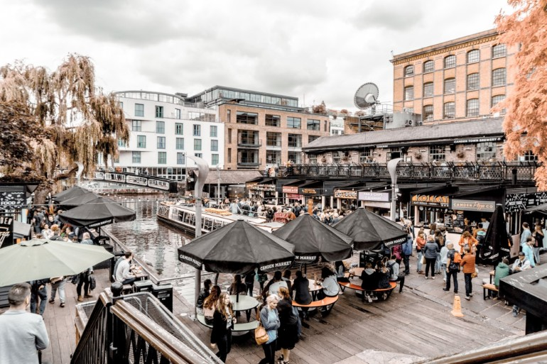 5 spots you need to visit in london - new lune - covent garden